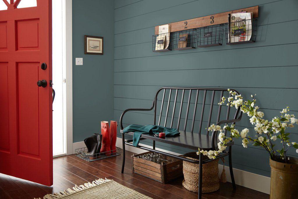 Duke Gray Interior Paint Magnolia Homes Paint Magnolia Homes Premium Interior Paint