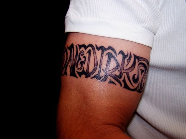 20 Interesting Facts About Yemen Band Tattoo Designs Arm Band