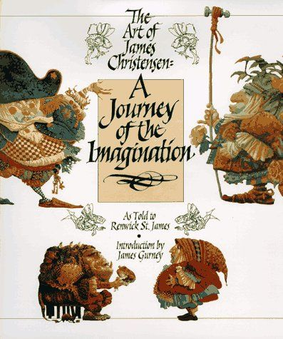 The Art Of James Christensen A Journey Of The Imagination Art