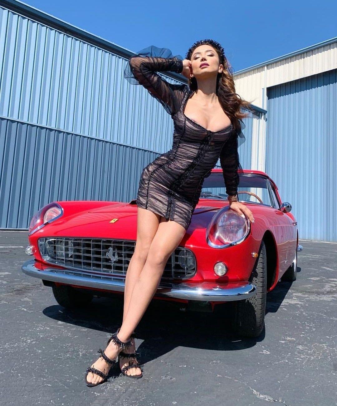 car, Girl, Cars, Girl, Model, Models, Custom, Sexy, Babe