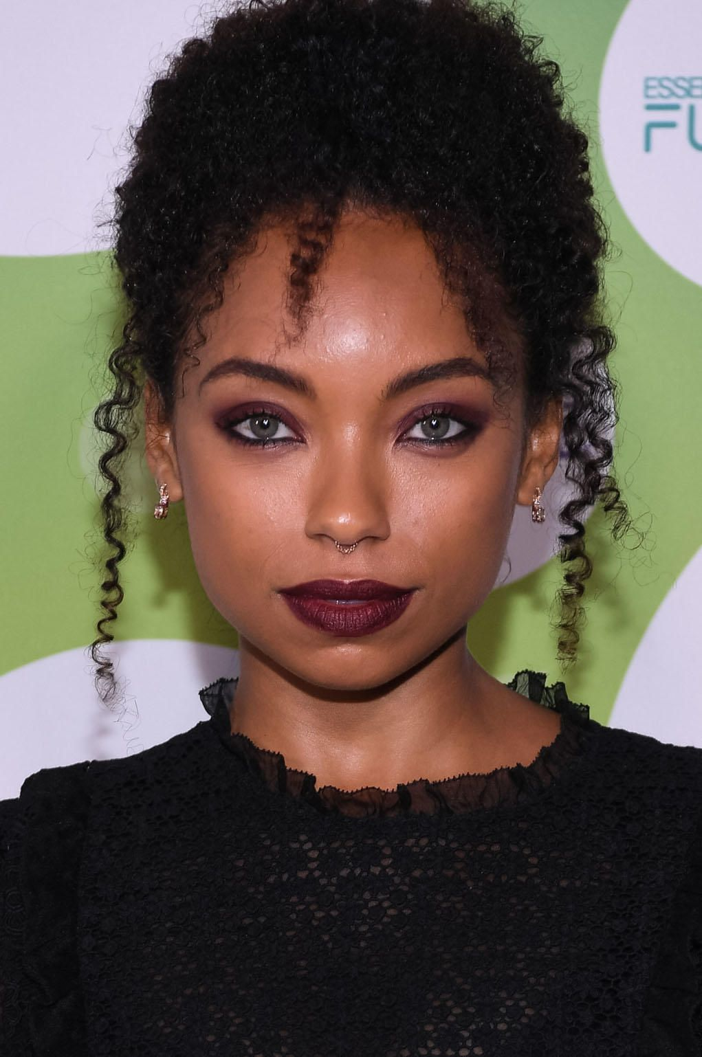 Logan Browning Nude Photos 17