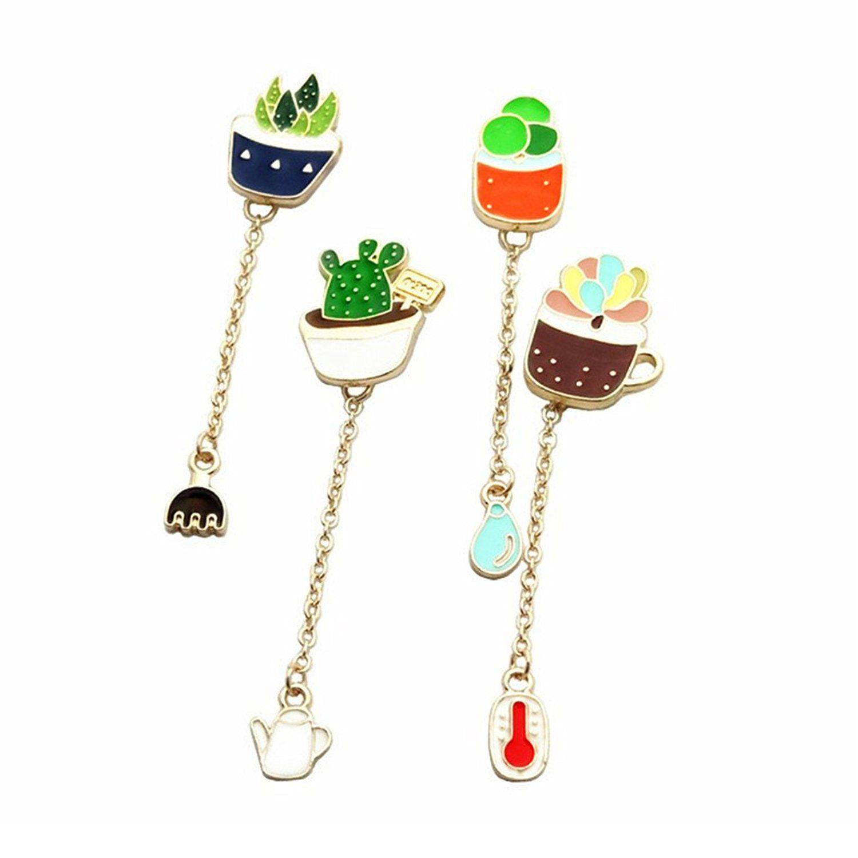 Enamel Lapel Pin Set,Cute Unicorn Hat Pin for Women /& Kids Brooch Pins for Clothing Bag Backpack Jackets /& DIY Decor