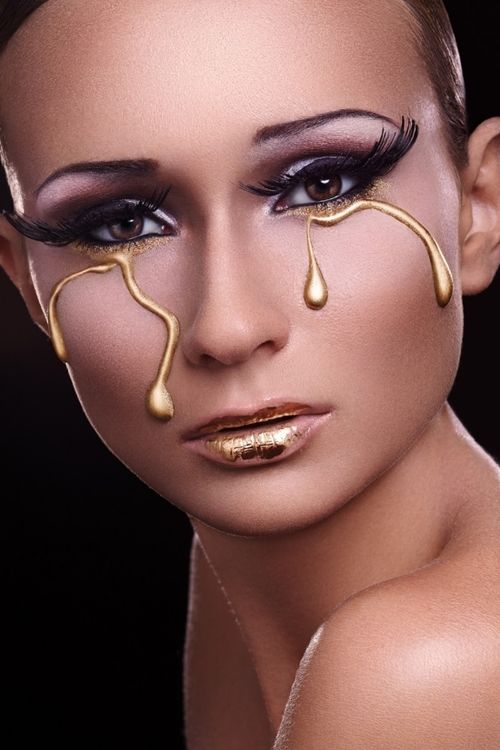 Fashion Photography Makeup Amazing Creative Makeup Pictures