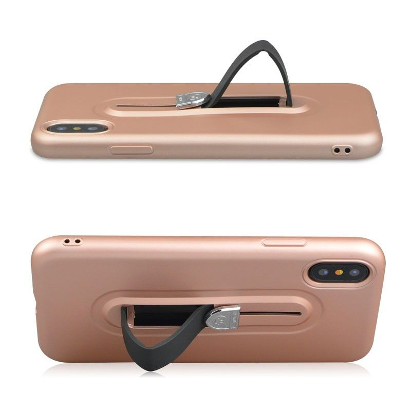 Heartley best slim protective case with stand for iphone