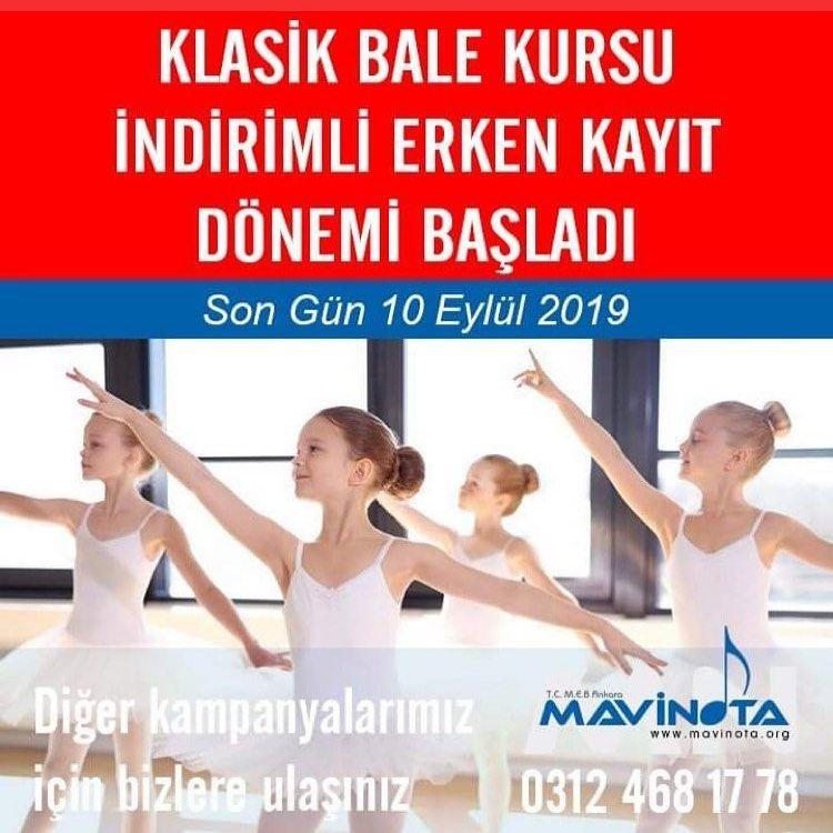 İndirimli kayıt fırsatlarında son günleri kaçırmayın 😍 Klasik Bale ve Modern Dans Eğitmenimiz Rüya Ö...