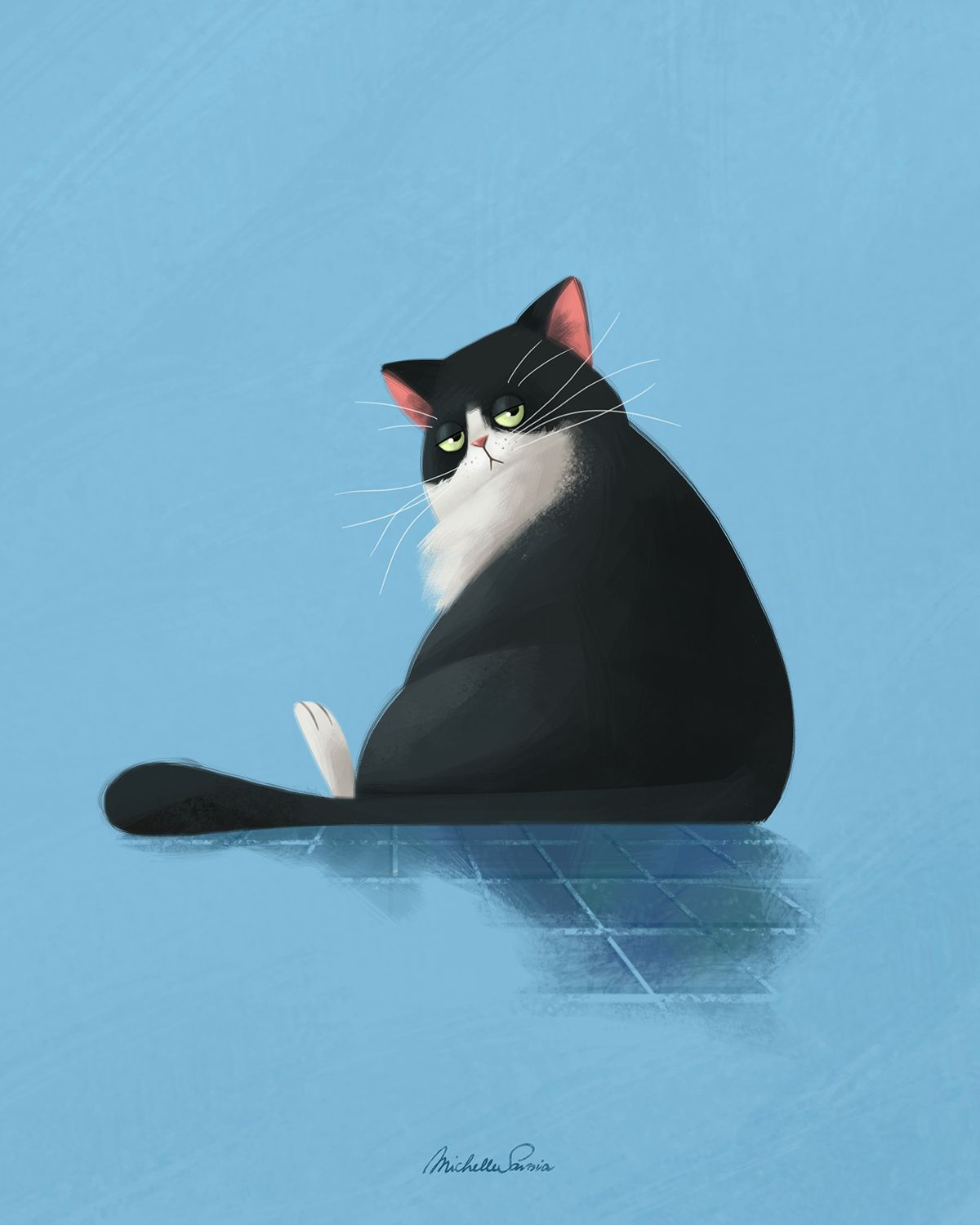 Pin On On The Blog Fat Cat Friday