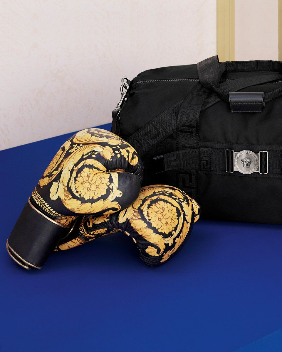 Versace on twitter versace fashion backpack knockout