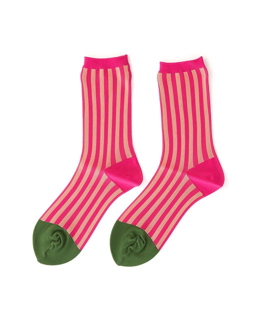 Stance Mens Neon 95 Grey Socks Large