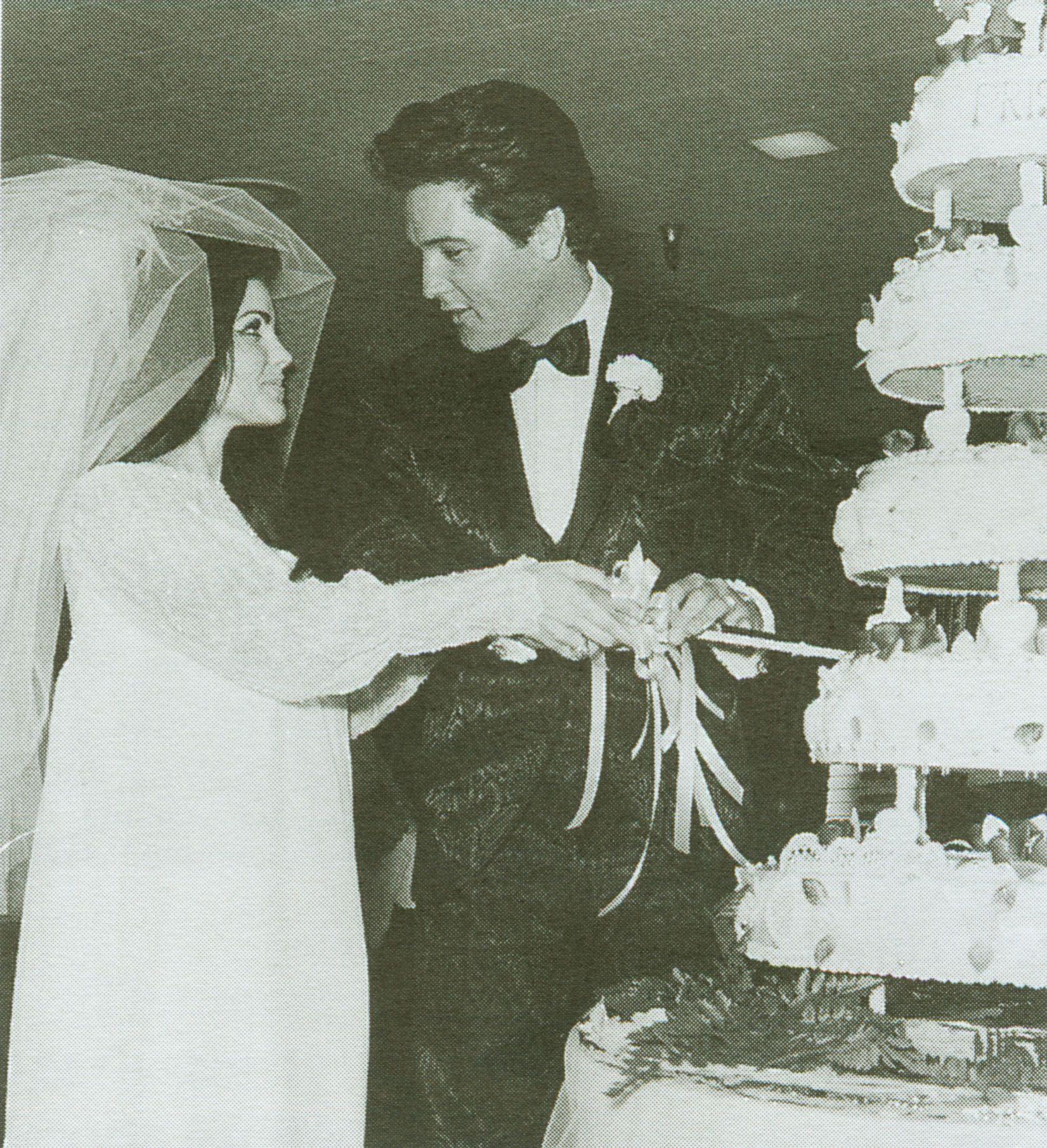 Elvis & Priscilla Presley Wedding In 2019