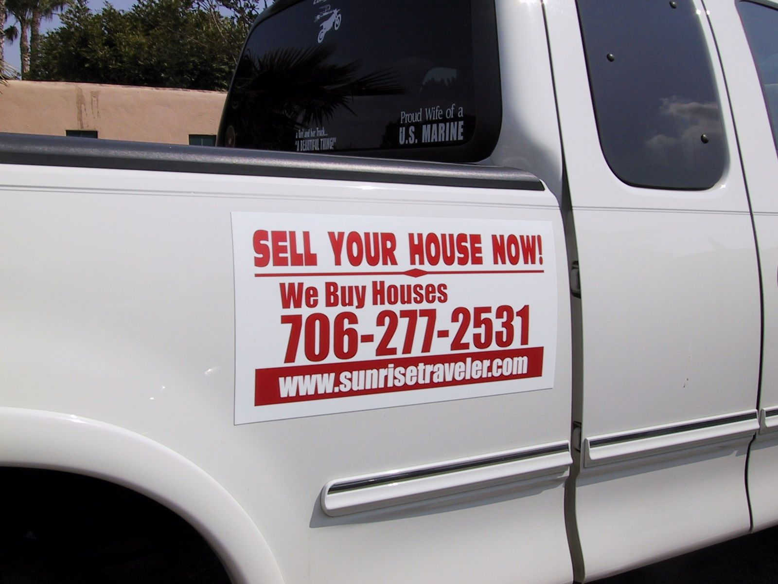 We Buy Houses Car Magnets | Arts - Arts