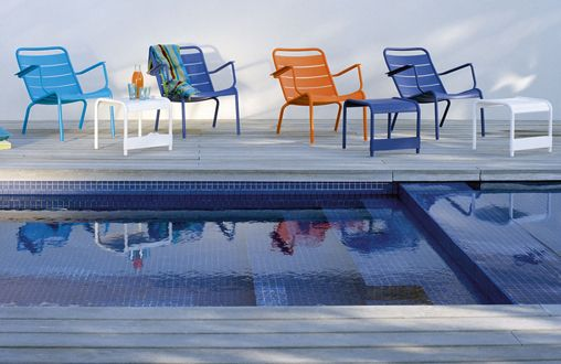 Fermob - meubles de jardin design - mobilier outdoor - sabz | Mon ...