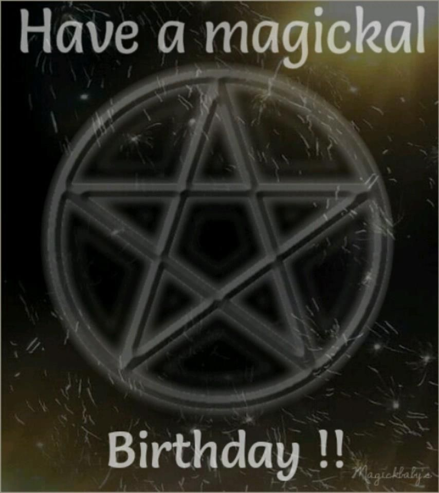 Pagan wiccan birthday by magickbaby entagrams entacles pagan wiccan birthday by magickbaby kristyandbryce Choice Image