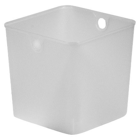 Plastic Cube Storage Bin 11 Room Essentials Target Cube Storage Storage Bins Diy Cube Storage Bins