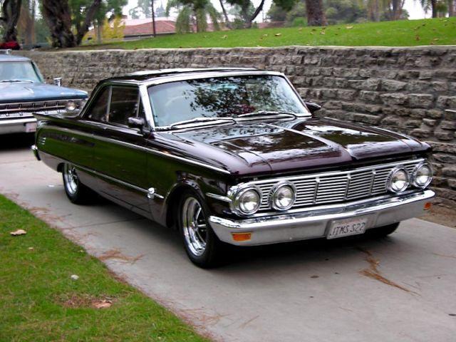 Peyton S Car On One Tree Hill 1968 Mercury Comet