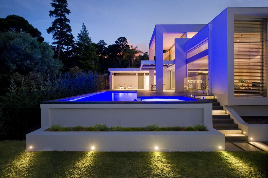Concrete Pools | Residential Concrete Pools   Traditional Or Geometric  $50,00 To $ . Above Ground ...