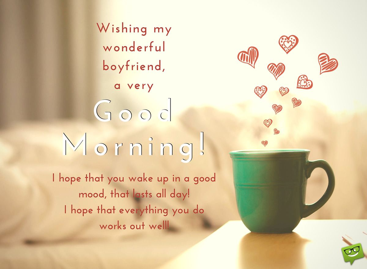 Sweet Good Morning Messages Good Morning Images Pinterest Good