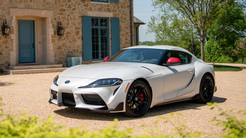 2020 Toyota Supra Gets Tuned To 420 Horsepower By U K Tuner Already Toyota Supra Toyota Toyota Corolla