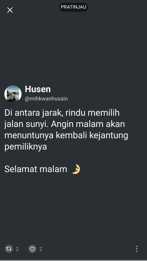 Quotes indonesia tere liye rindu 23+ best Ideas
