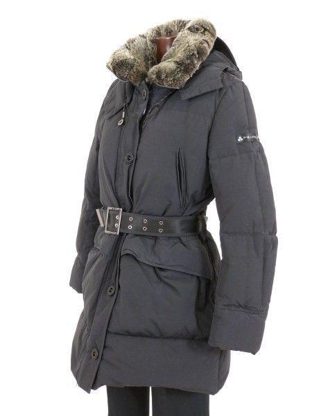 Marie lund mantel schwarz
