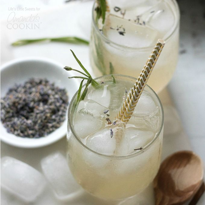 20 Non-Alcoholic Summer Drink Recipes #nonalcoholicsummerdrinks
