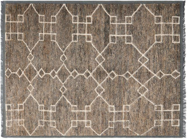 One Kings Lane Thomas O Brien Jute Blend Rug Gray Grey Rugs