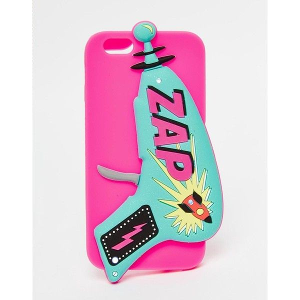 Skinnydip Zap Light Up Silicone Iphone 6 Case   Phone case ...