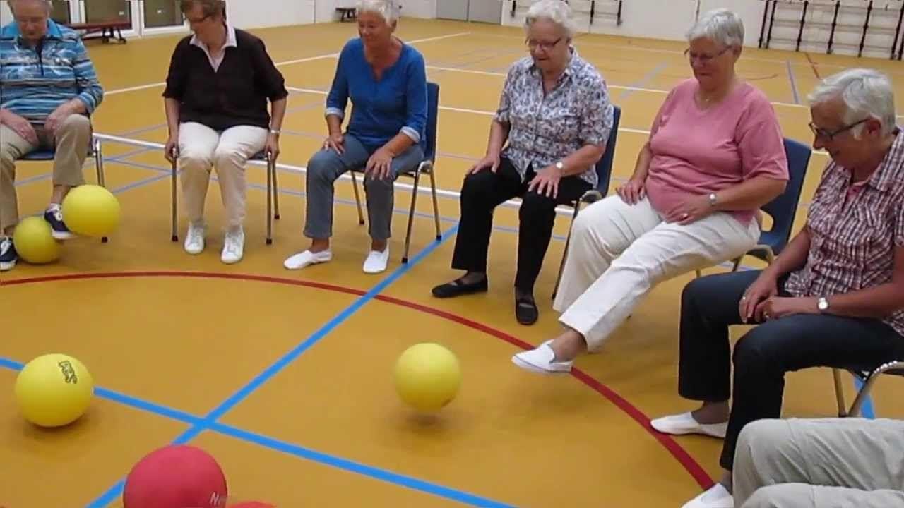 Bewegen voor Ouderen Ouderen activiteiten, Oefeningen