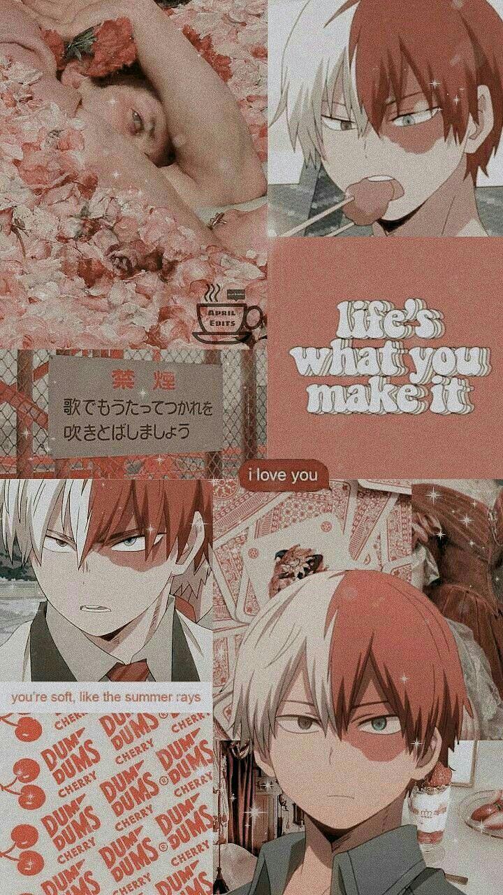 Papéis de parede Bnha☆•°• Anime wallpaper iphone, Cute