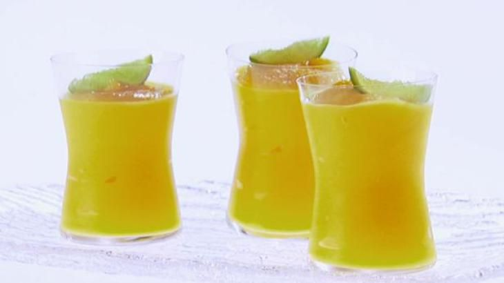 Frozen Mango Cocktail