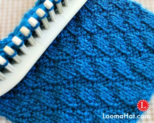 loom knitting stitches diagonal stitch by loomahat on deviantart strickrahmen muster pinterest strickrahmen muster strickrahmen und strickring - Strickrahmen Muster
