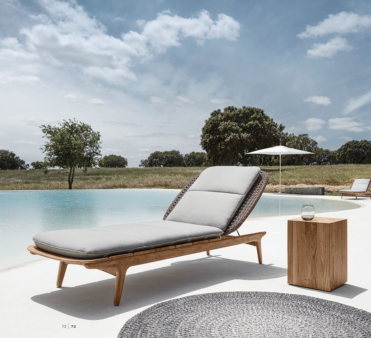 Gloster Our Kay Collection Defined Delib Contemporary Designers Furniture