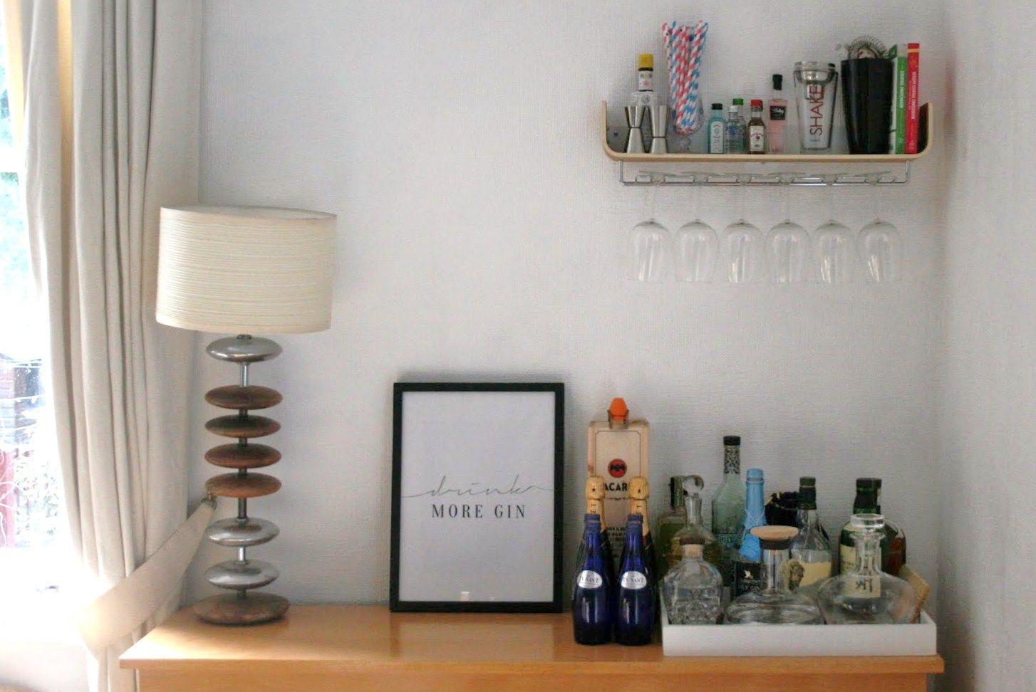 Creating a Drinks Station
