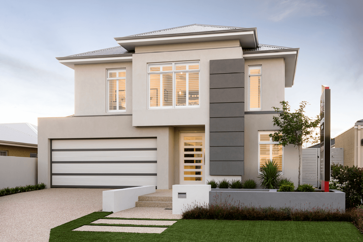 Ben Trager Homes | Two Storey Homes Perth - 2 Storey House Design ...