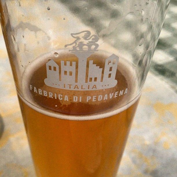 #pedavena #birra #bicchiere #belluno - @stedanese