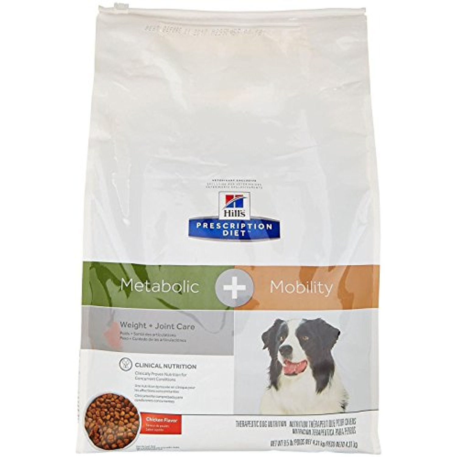 Hill S Prescription Diet Metabolic Mobility Canine Chicken Flavor 9 5lbs You Can Read More Review Hills Prescription Diet Prescription Chicken Flavors