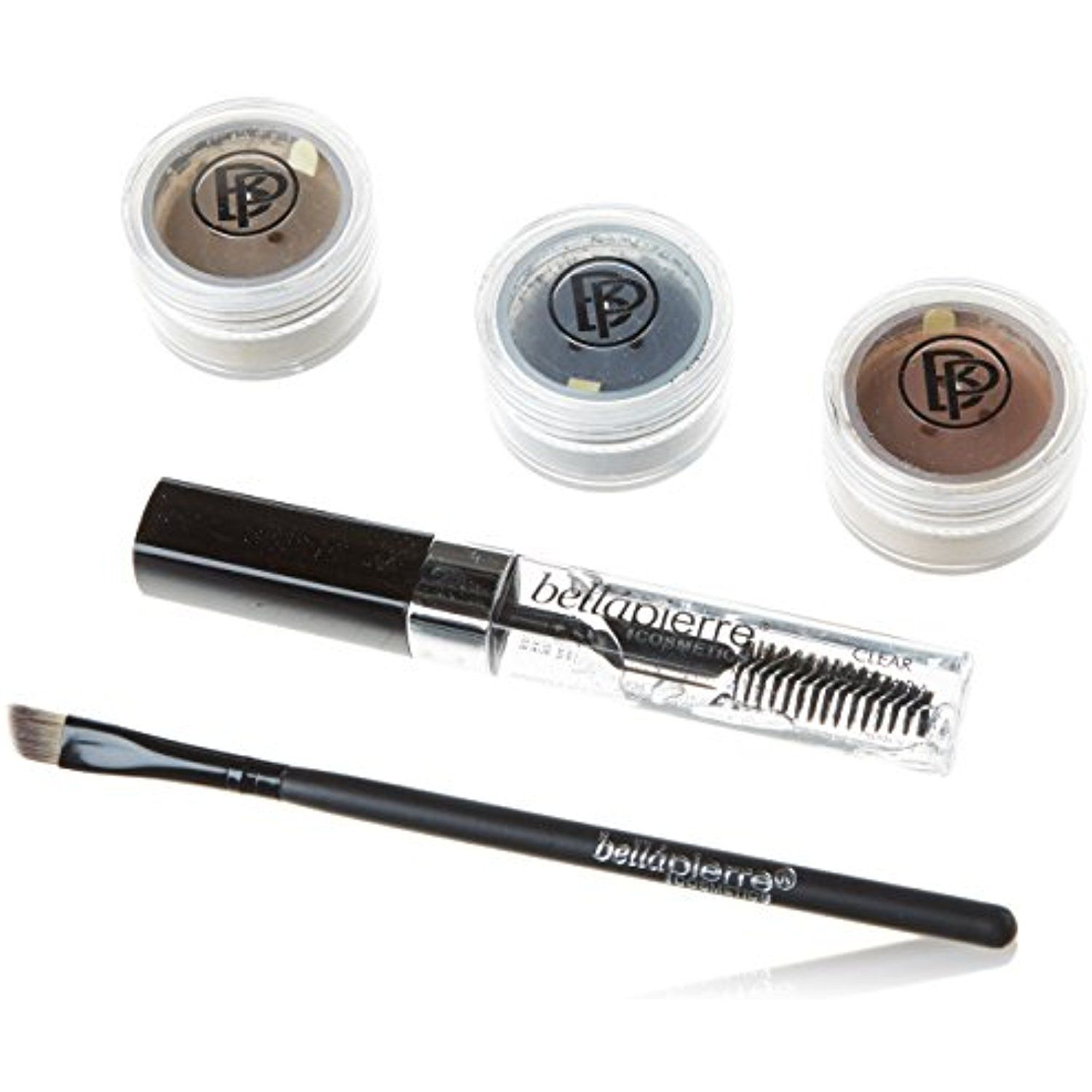 Bella Pierre Eye And Brow Kit 5 Count To View Further For This