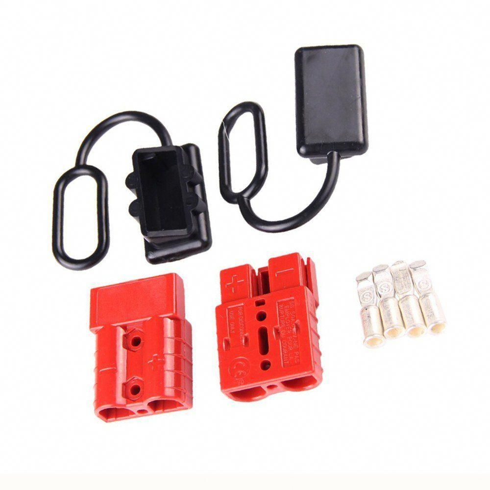 fda41e26ef58996018d31619464996e5 iroch battery quick connect disconnect wire harness plug kit for