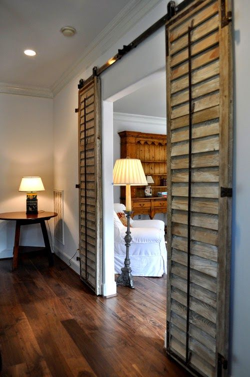 Tg Interiors Interior Shutters Shutters Repurposed Home New Homes