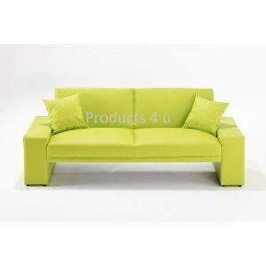 Lime green sofa thesofa for Lime green sofa
