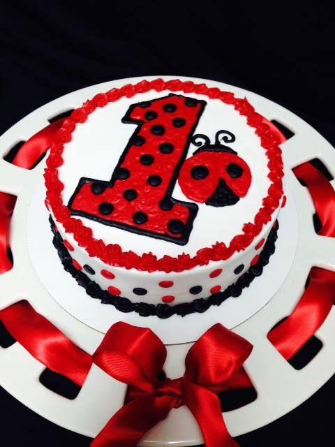 Astonishing Ladybug Smash Cake With Images Ladybug 1St Birthdays Ladybug Personalised Birthday Cards Veneteletsinfo
