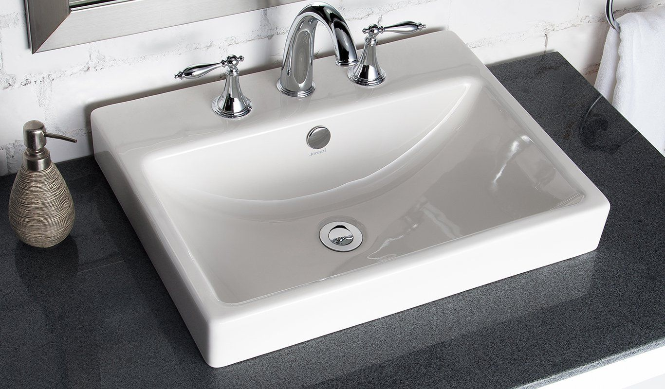 Taborfield™ Widespread Faucet | Jacuzzi Baths | Faucets ...