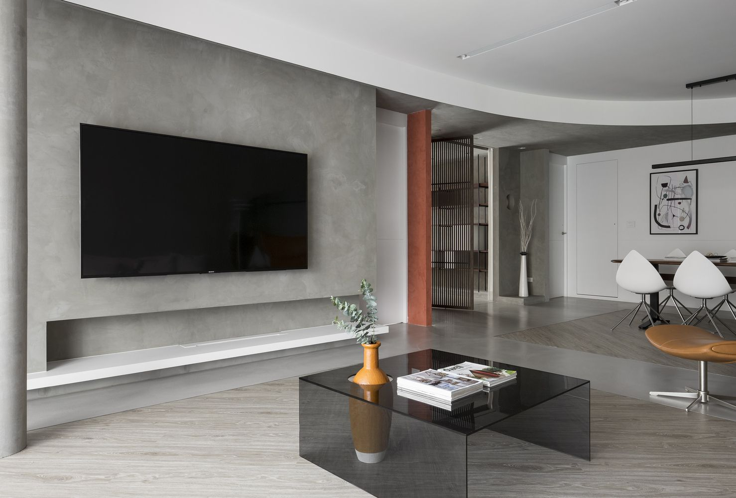 Gallery Of House Of Future Contemporary Studio In2 11 Contemporary Interior Design Interior Design Contemporary Interior