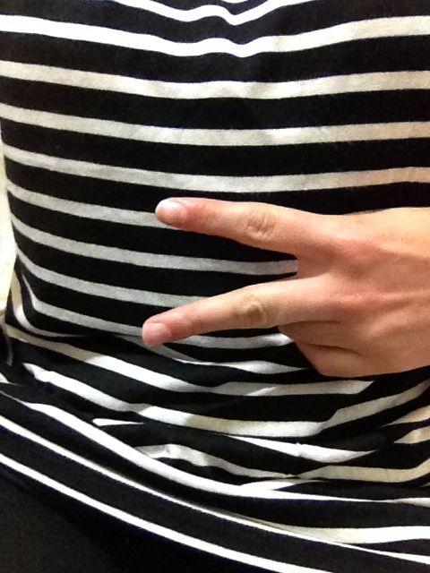 love me a new stripe T.