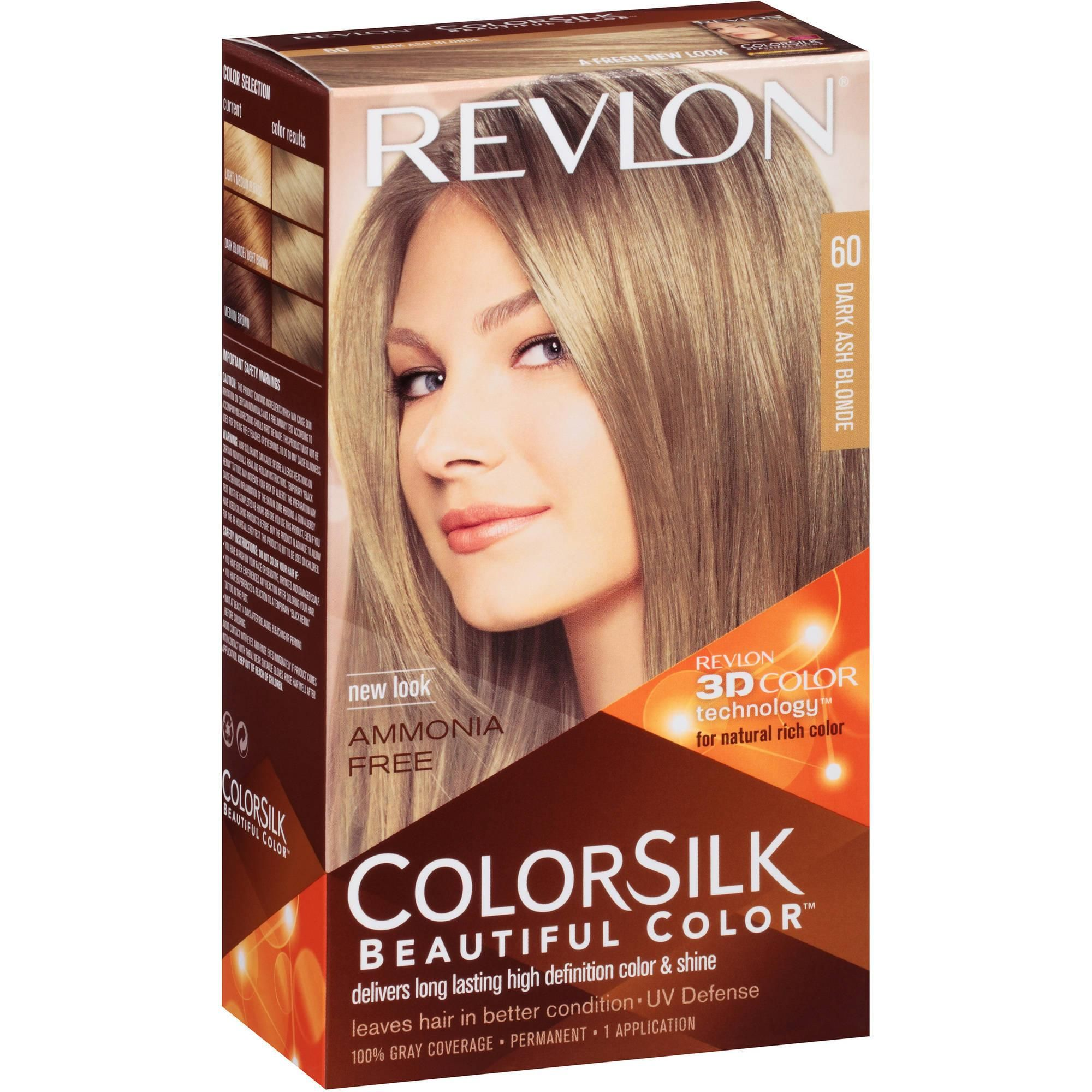 Revlon Dark Ash Blonde Hair Color Jpg 2000 2000