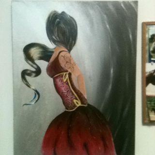 Dancer...my artwork!!!