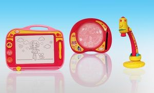 Groupon - Lalaloopsy Toys with Magnetic Drawing Board, Trace N Draw, or Stencil Designer Set from $ 13.99—$24.99. Free Returns. in Online Deal. Groupon deal price: $9.99