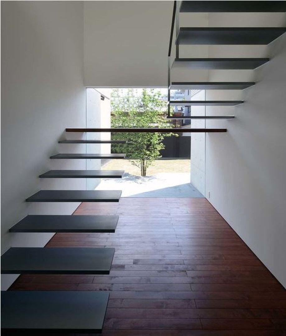 Arquitectura Escaleras Detalles Bioarq Stairs T