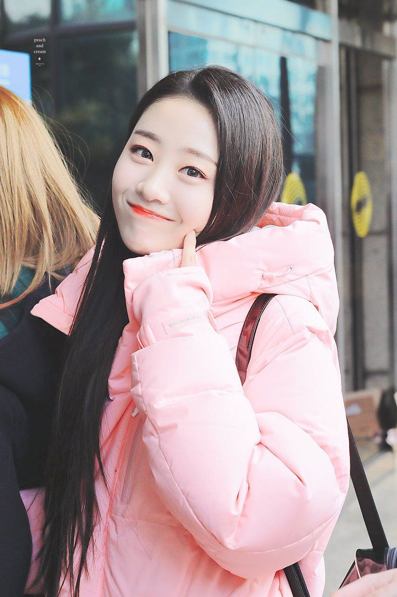 Yves Loona❤190222 | LOOΠΔ – 이달의 소녀 in 2019 | Winter