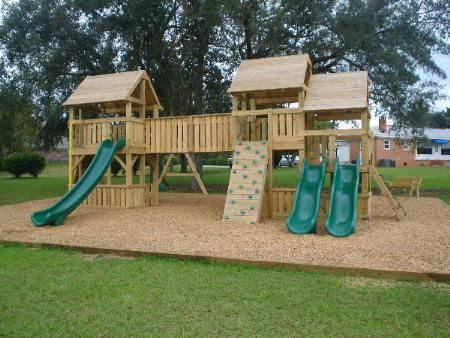 home built swing sets google search