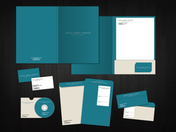 Professional Presentation Folder Designs  Presentation Folder